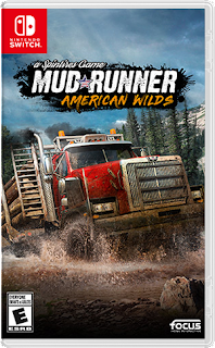 MudRunner%2Bswitch - MudRunner - American Wilds Switch XCI NSP