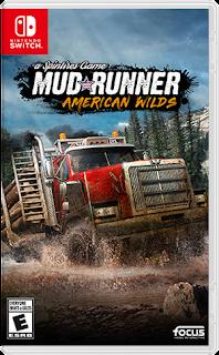 MudRunner%2Bswitch - MudRunner - American Wilds Switch XCI NSP