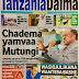 HAYA HAPA MAGAZETI YA LEO JUMATANO MACHI 7,2018 -NDANI NA NJE YA TANZANIA