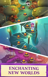 Bubble Witch Saga 3 Mod Apk v2.4.7 Full version