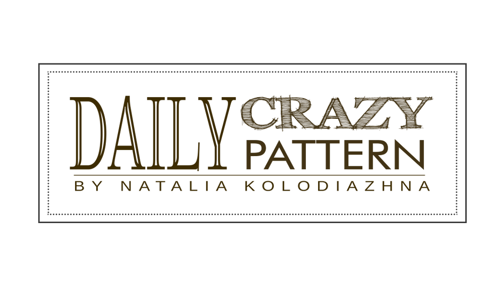 """Daily Crazy Pattern"" project"