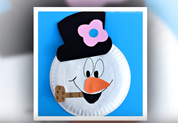 37 paper plate crafts ideas for kids 2019