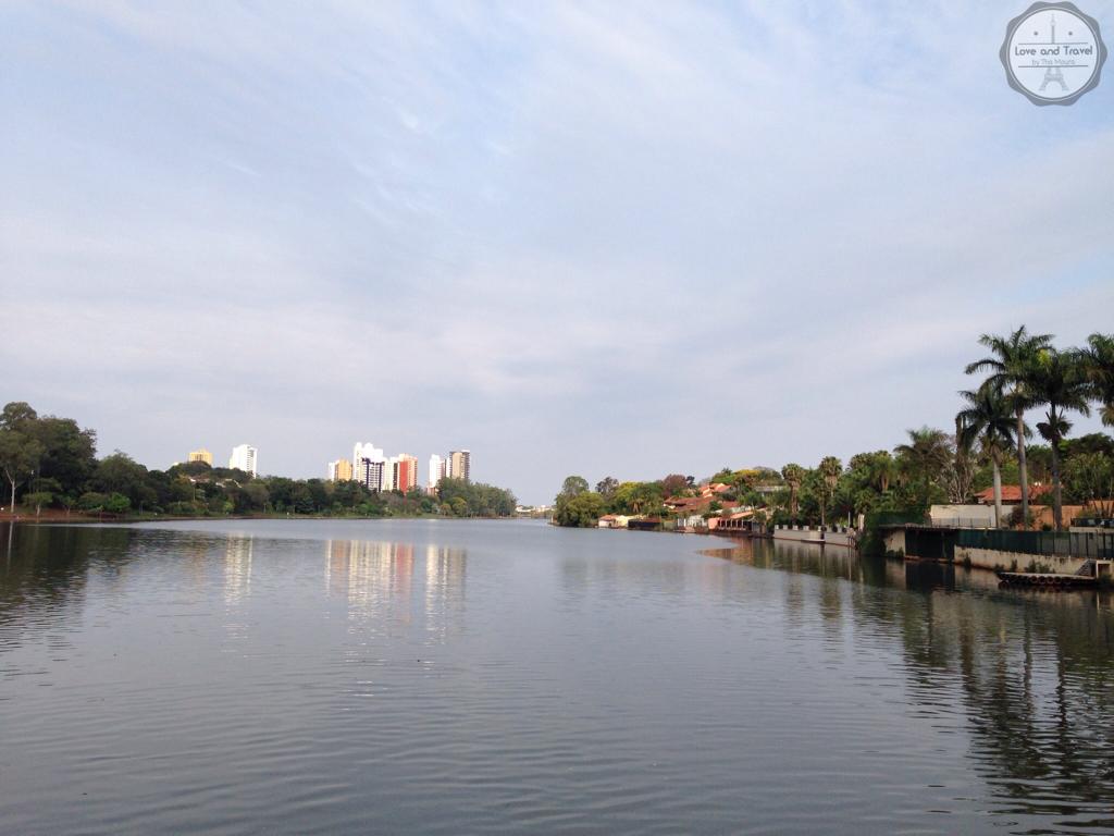 Lago Igapó Londrina Paraná