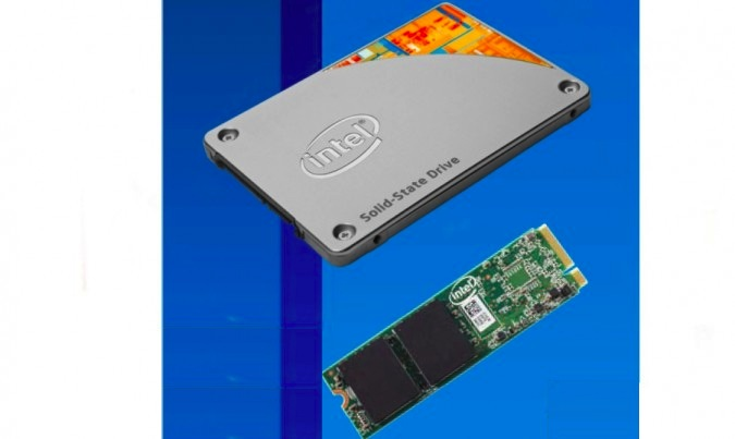 With SSD Pro 1500, Intel offers more security and lower standby power consumption.
