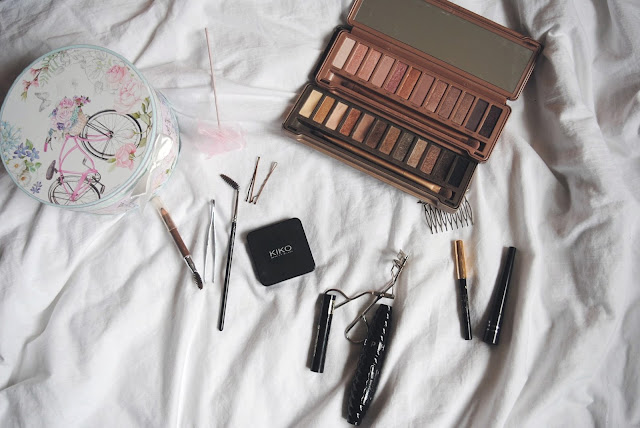 Ma routine make-up des yeux