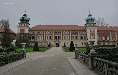 Zamek, Łańcut