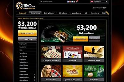 Blackjack en el casino