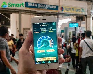 Smart to offer Free Public High Speed Wi-Fi Internet along EDSA