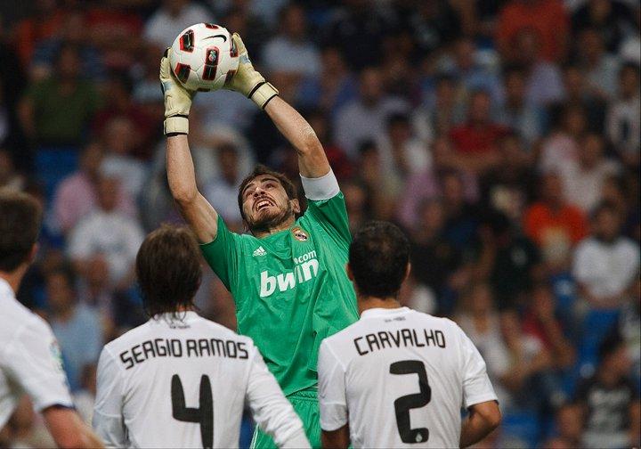 Soccer Legends Pics: Iker Casillas Best Goalkeeper