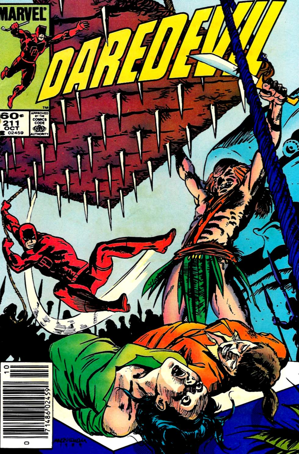 Daredevil (1964) 211 Page 0