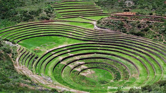 Distribución De Las Tierras Del Imperio Inca Y Su Técnica De