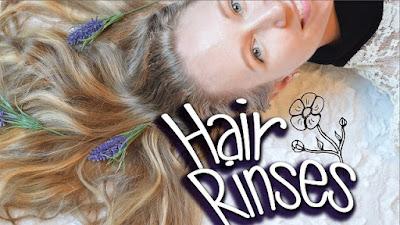 Herbal Hair Rinse
