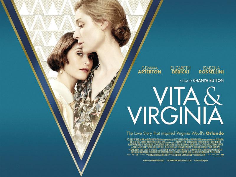Vita & Virginia poster