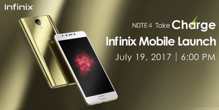 Infinix Note 4 and Note 4 Pro with Big Battery and Stylus Coming To PH on July 19