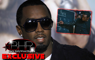 "Rapper Sean ""Diddy"" Combs Is Now Founder Of A Charter School"