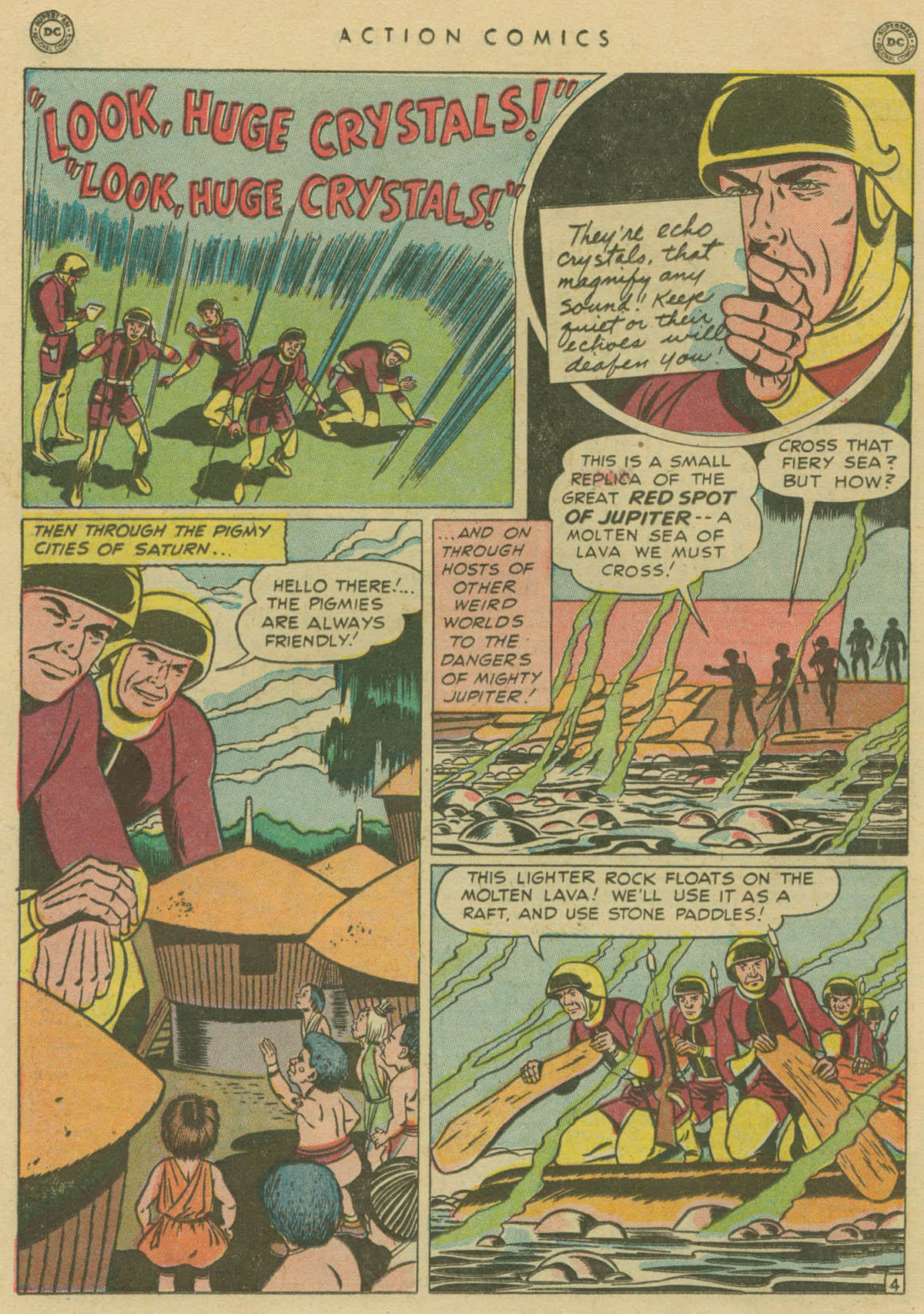 Read online Action Comics (1938) comic -  Issue #141 - 19