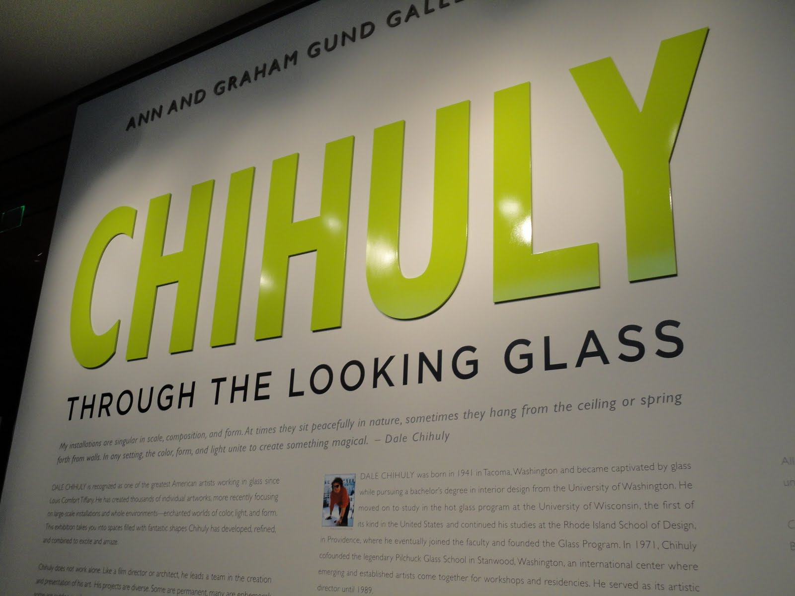 Madison Ave Musings: Through the Looking Glass