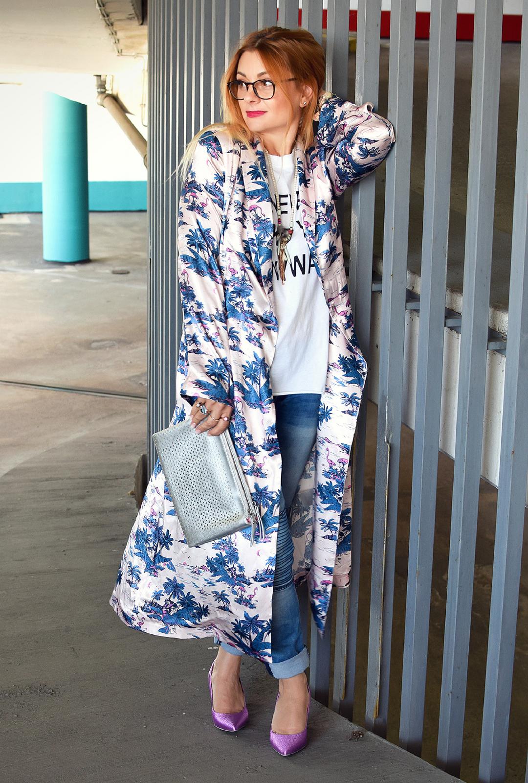 was trage ich zu einem Kimono
