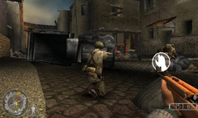 Download Games PSP PPSSPP Call Of Duty Road To Victory ISO Free Download Ukuran Kecil