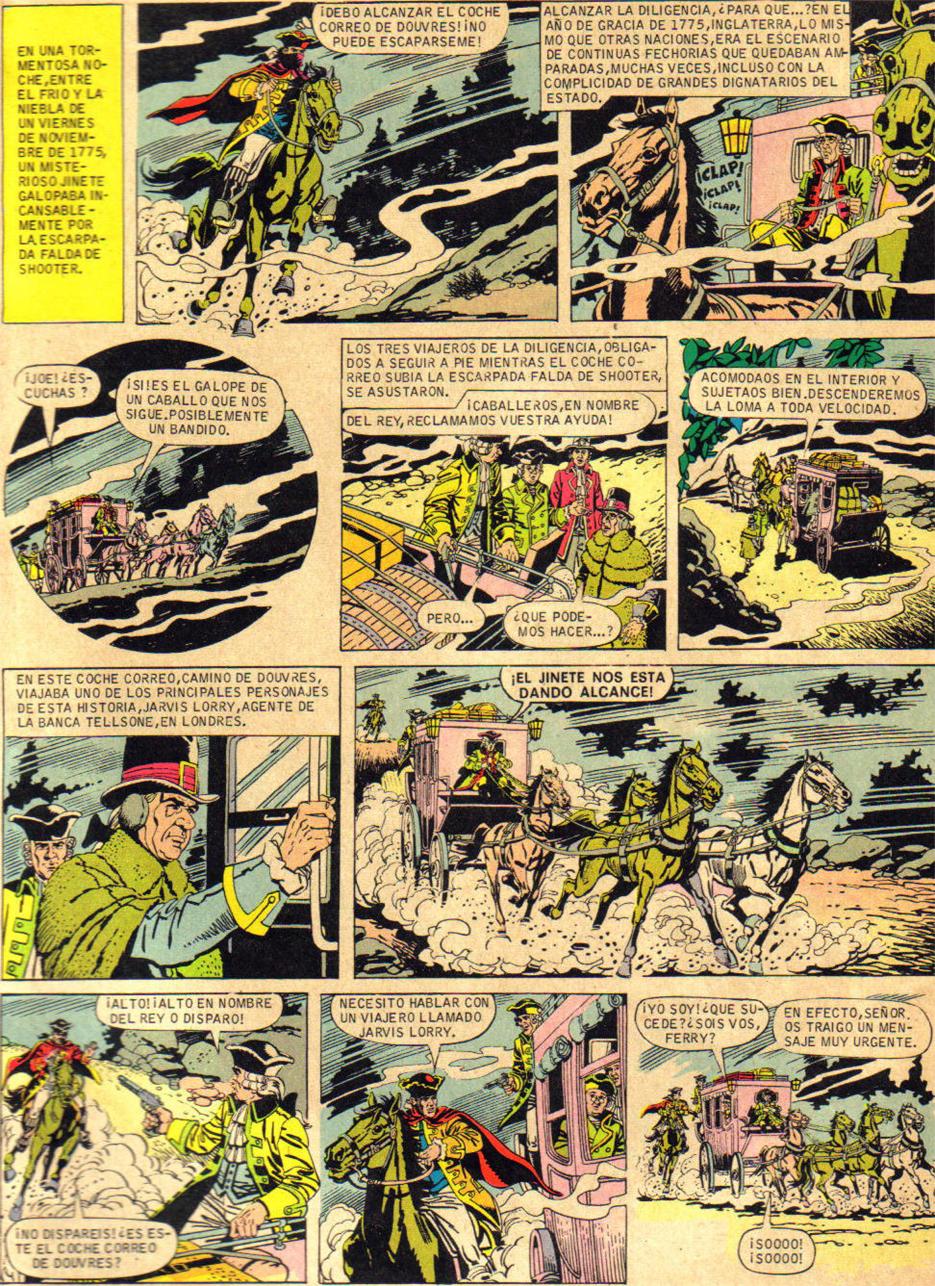Los Comics De Machete Historia De Dos Ciudades