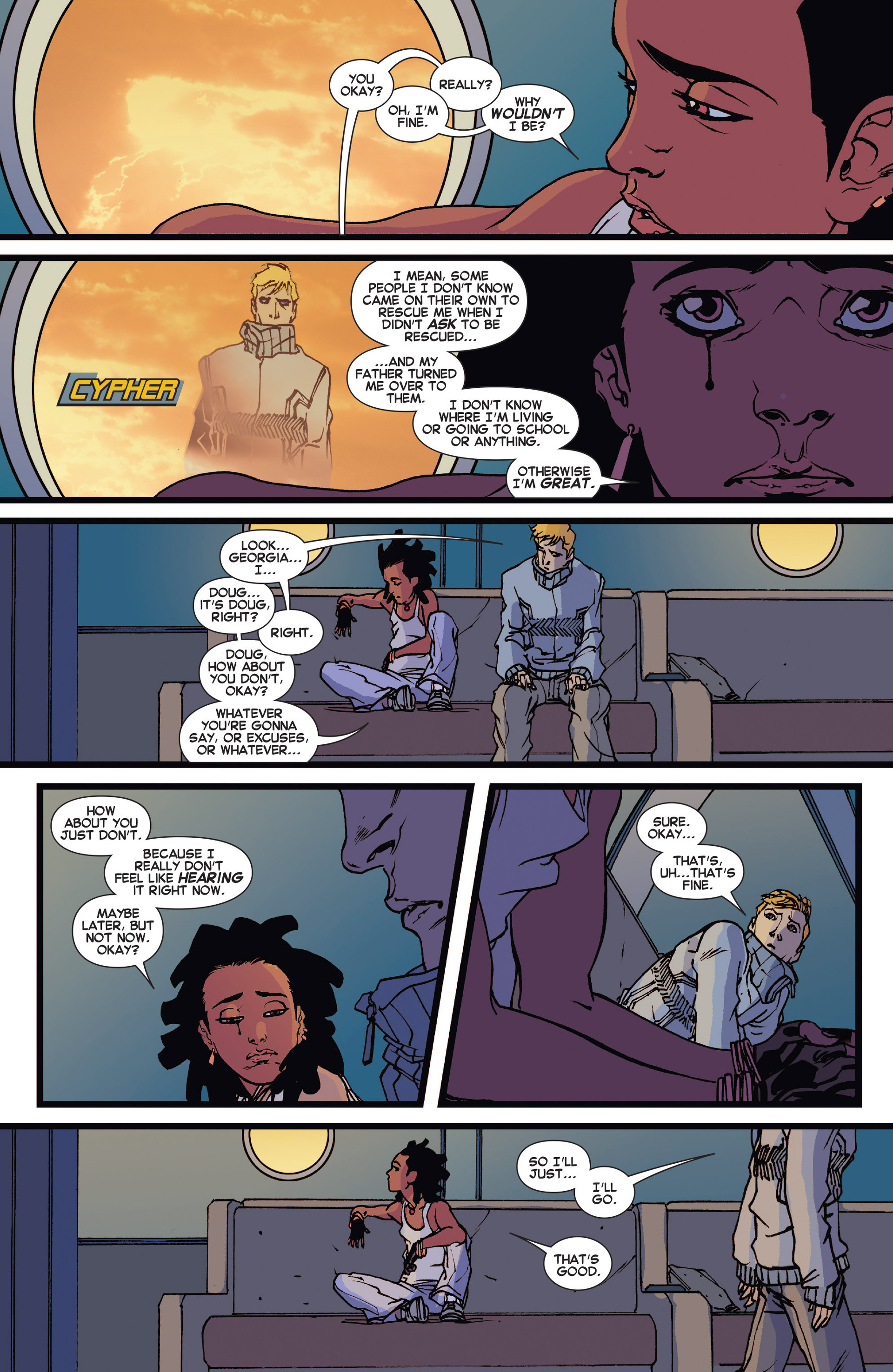 Read online All-New X-Factor comic -  Issue #9 - 7