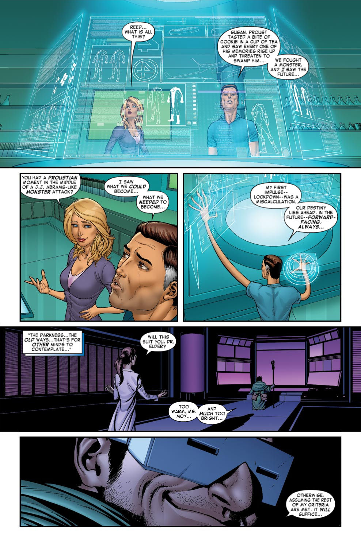 Read online Fantastic Four: Season One comic -  Issue # TPB - 61