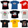 'Rap Tees' Catalogs Two Decades of Hip-Hop Merchandising