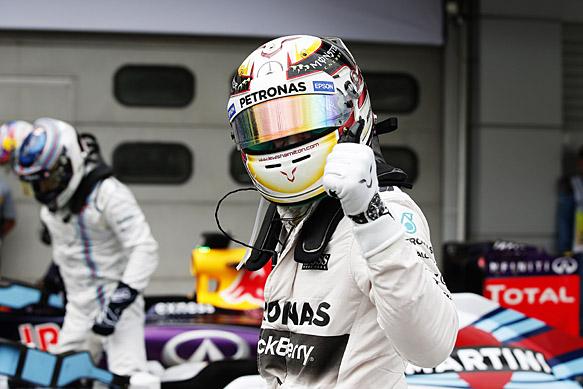 Hasil Kualifikasi GP F1 Monza, Italia : Mercedes Start Terdepan diikuti Ferrari