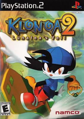 Klonoa 2: Lunatea's Veil (PS2) 2001
