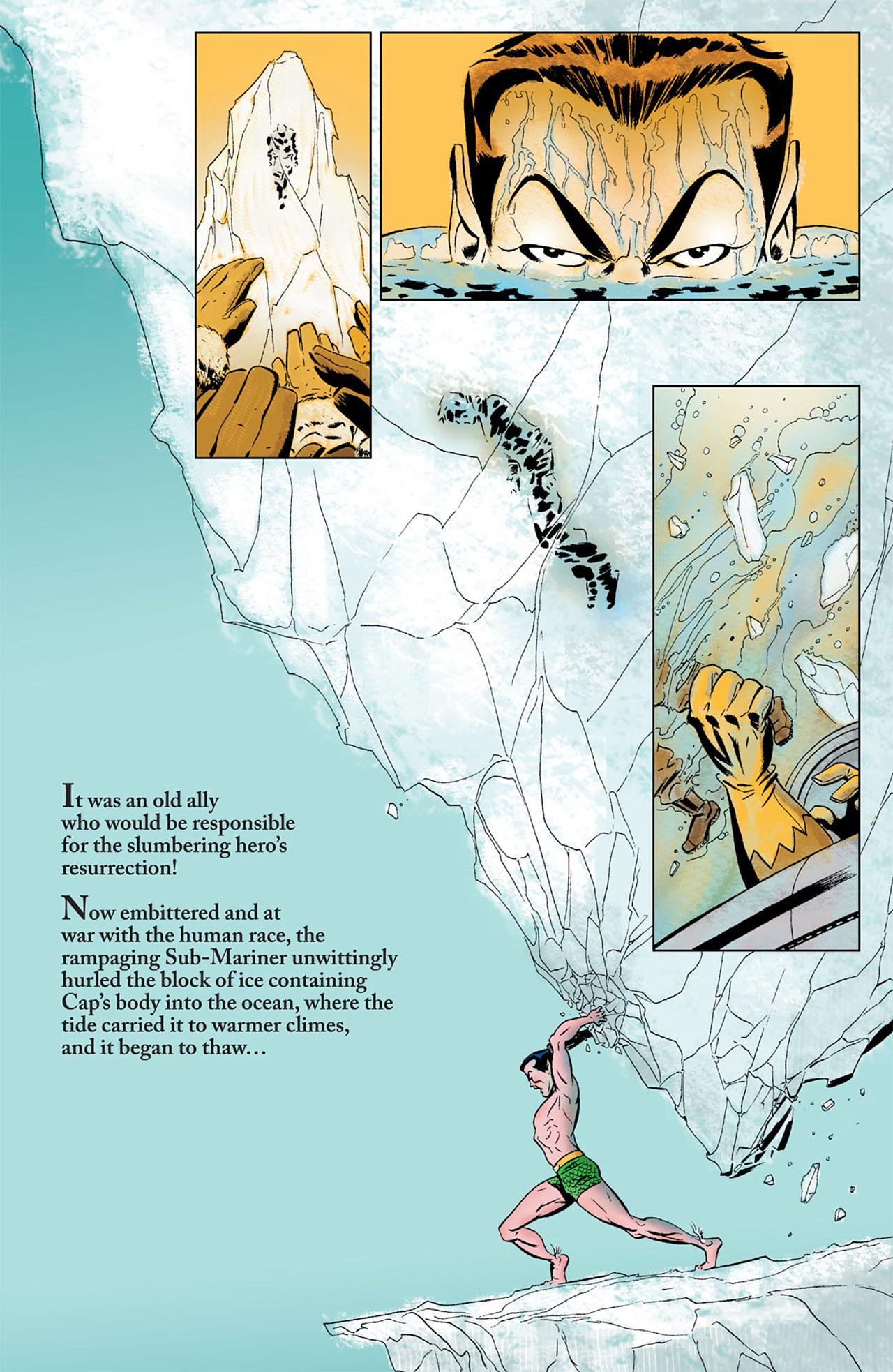 Read online Captain America (2005) comic -  Issue #50 - 31