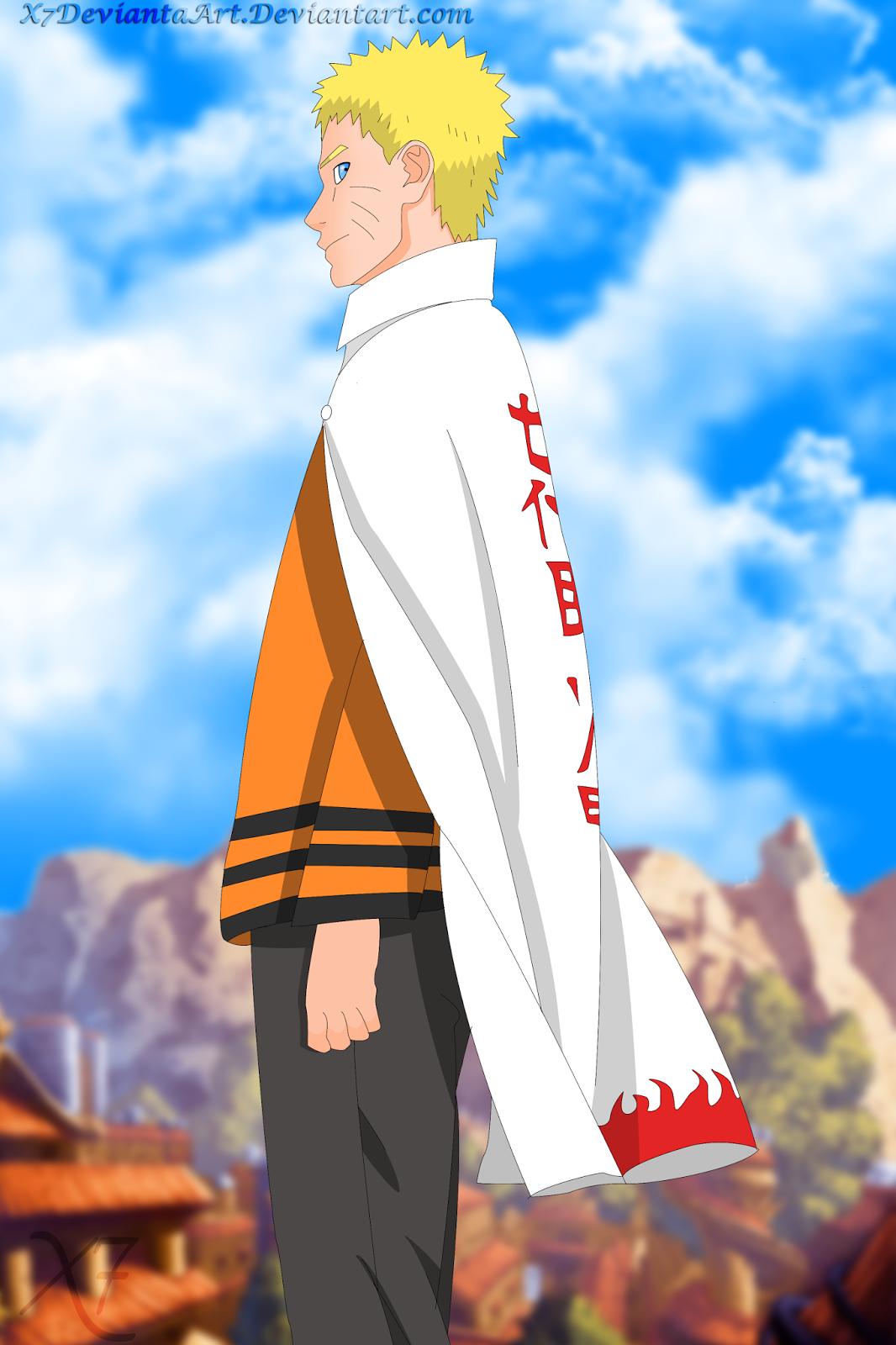 Koleksi Gambar Wallpaper Naruto Hokage
