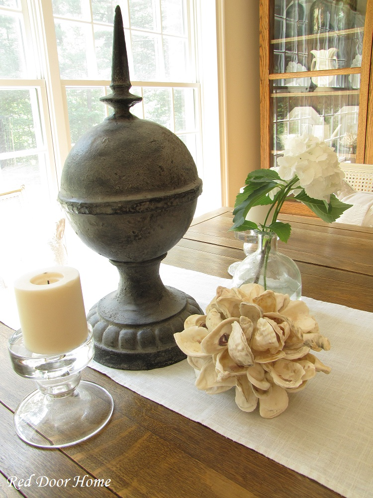 Red Door Home: Decorating with Shells – An Oyster Shell ...