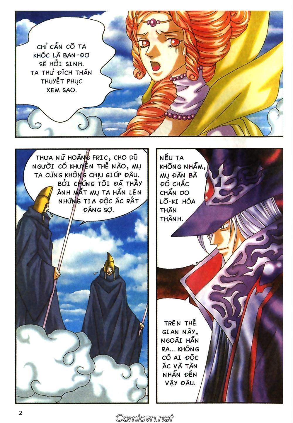 Thần thoại Bắc Âu - Chapter 47: Gieo gió gặt bão - Pic 3