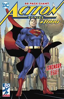 "El director J.A. Bayona escribe la introducción de ""Superman: Especial Action Comics 1000"""