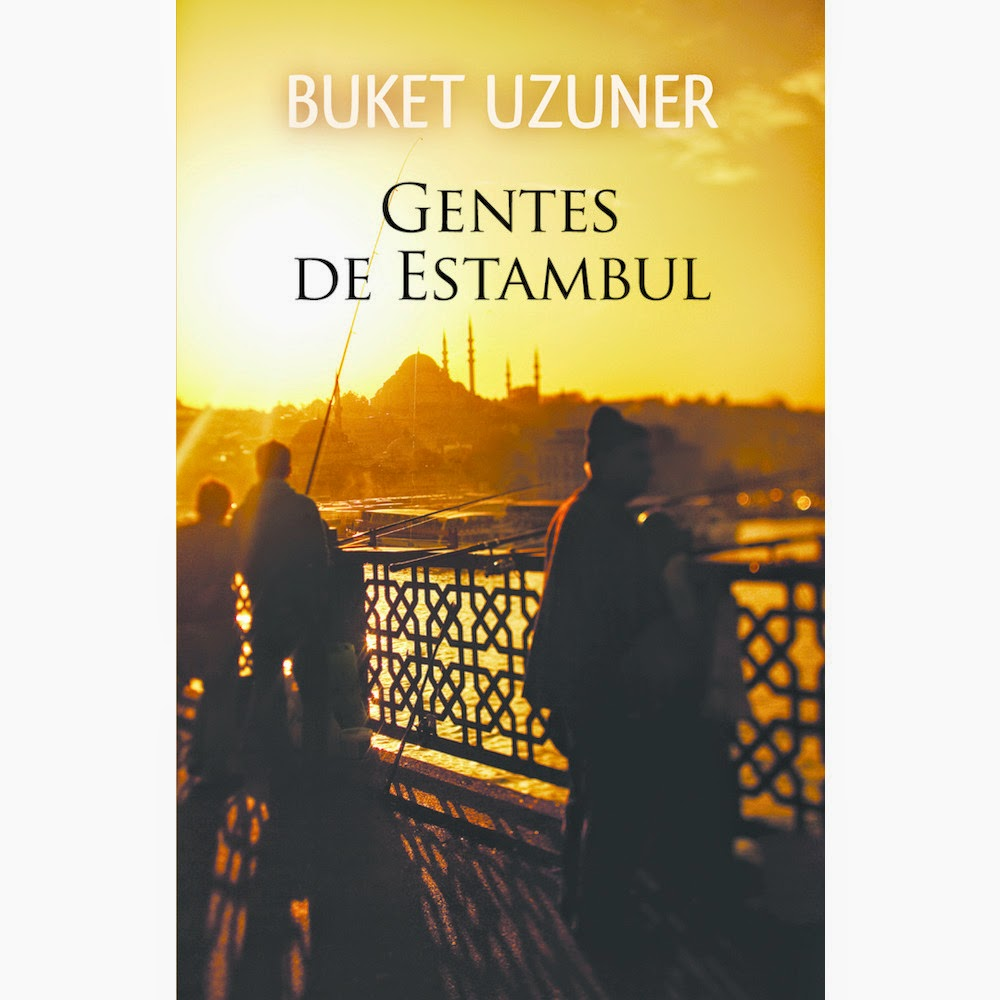 Libro Gentes de Estambul