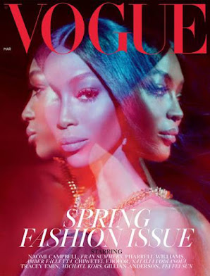VOGUE MAGAZINE- MARCH 2019
