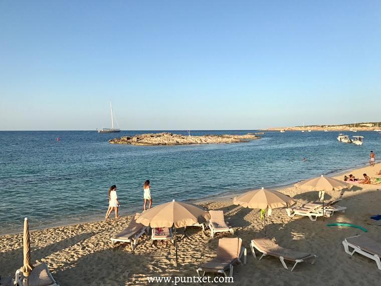 PUNTXET Viaje de 3 días a Formentera, Es Pujols