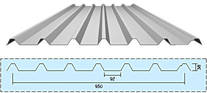 harga baja ringan madiun distributor & supplier atap spandek per meter/m2 terpasang ...