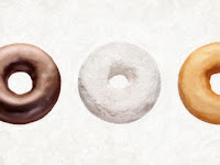 Three Donuts