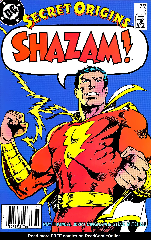 Read online Secret Origins (1986) comic -  Issue #3 - 1
