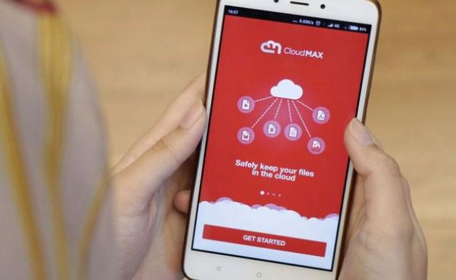 Layanan Baru dari Telkomsel Penyimpanan CloudMax