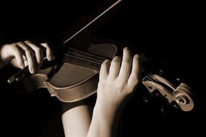 cach tu hoc dan violin