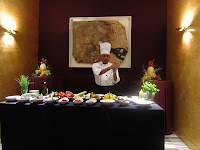 Taller de cocina Maya para Bloggers en el restaurante Filigrana