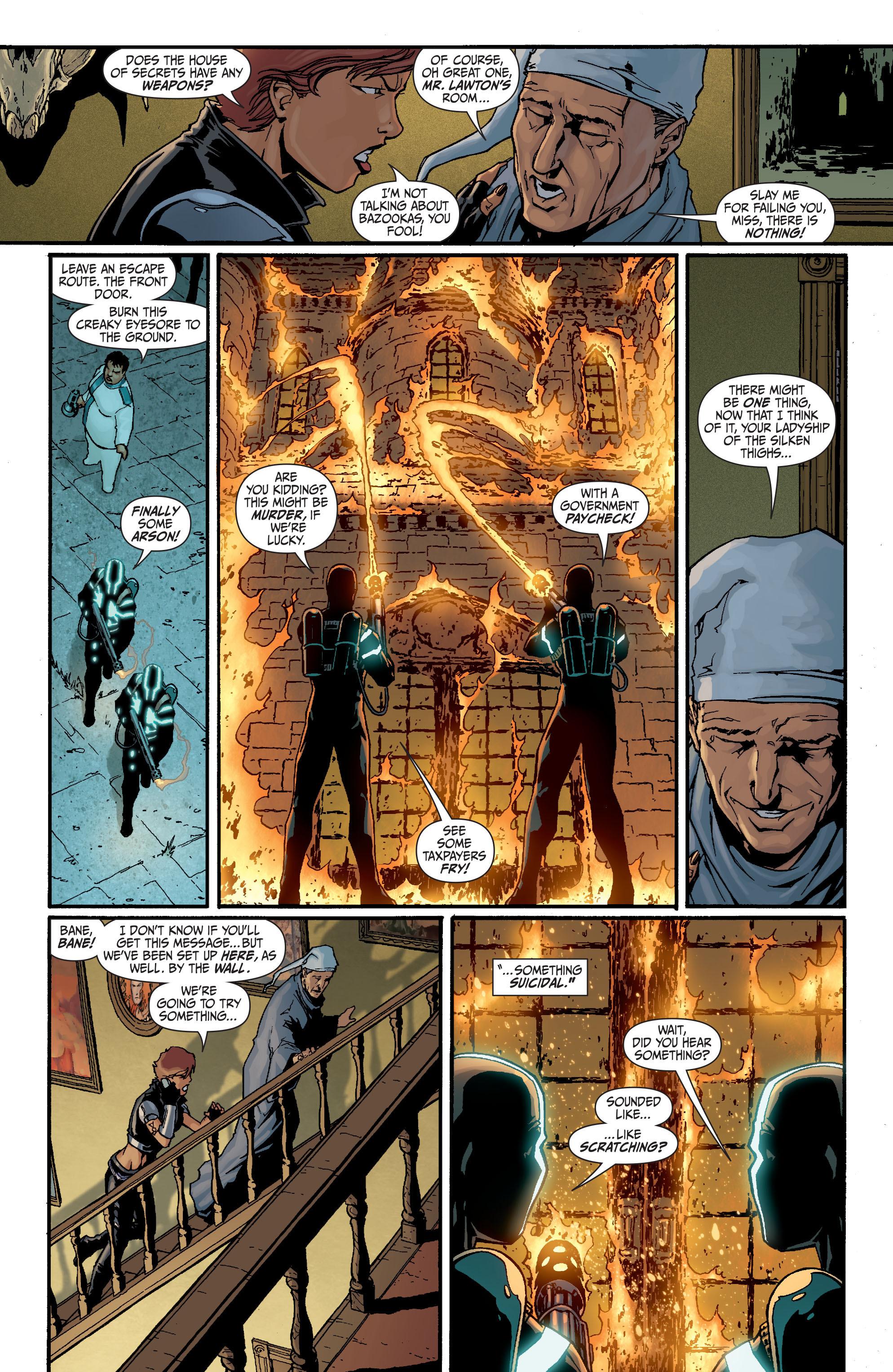Read online Secret Six (2008) comic -  Issue #17 - 6