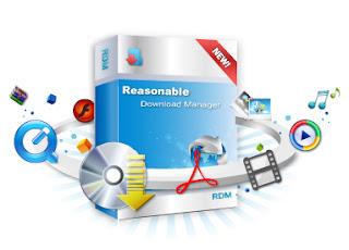 تنزيل برنامج التحميل من الانترنت 2016 Reasonable Download Manager برابط مباشر