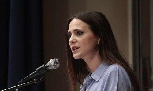 Μ. Παπαδοπούλου: 'Ας βρει η ΝΔ το θάρρος να καταθέσει πρόταση δυσπιστίας'