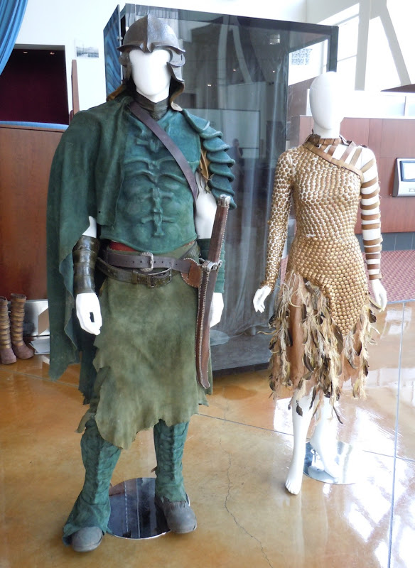 Conan the Barbarian villain movie costumes