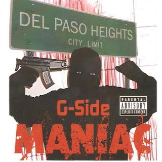 G-Side – Maniac EP (1995) [CD] [FLAC]