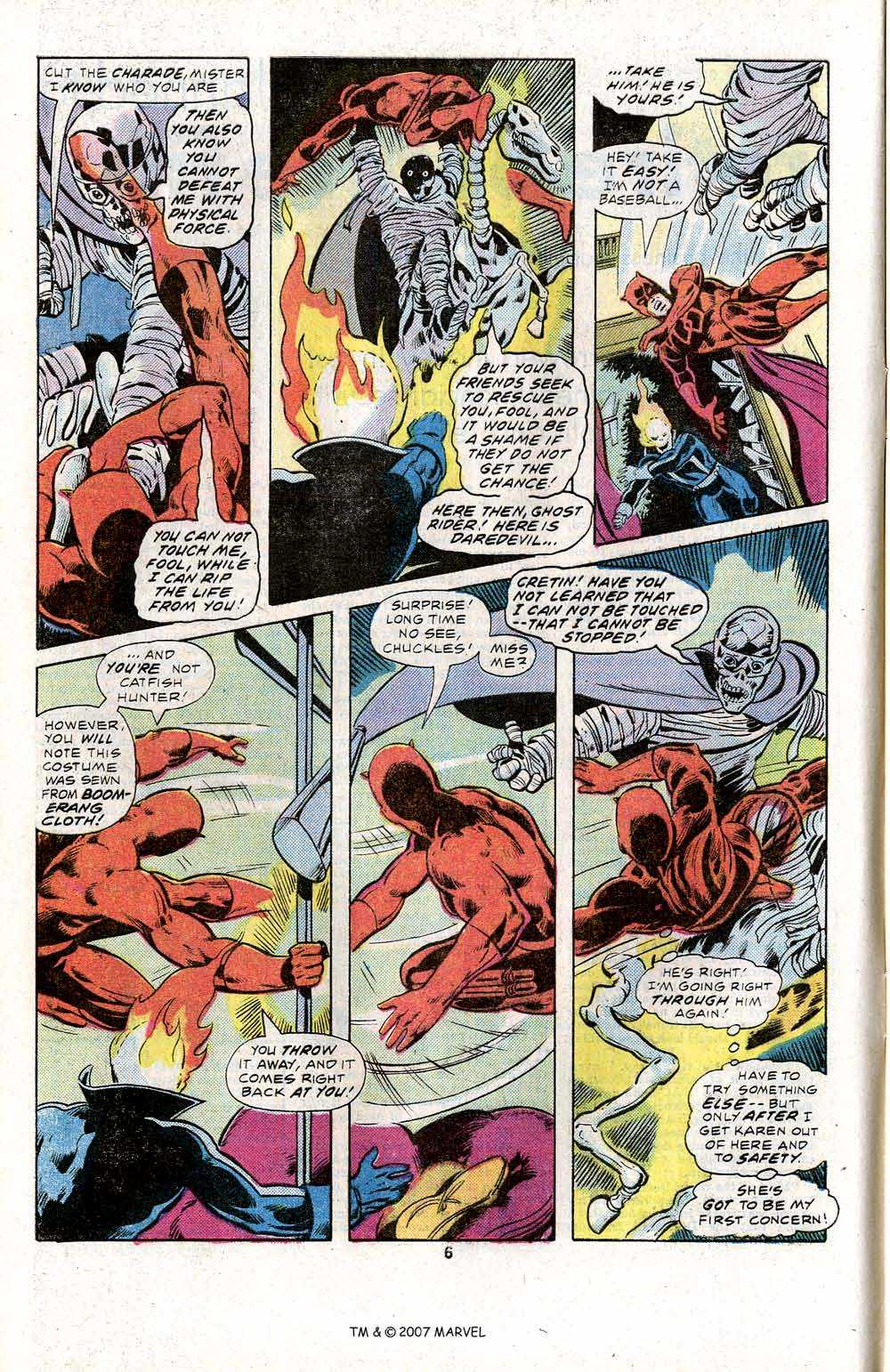 Ghost Rider (1973) Issue #20 #20 - English 8