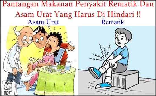 http://fikodominic.blogspot.com/2017/04/pantangan-makanan-rematik-dan-asam-urat.html
